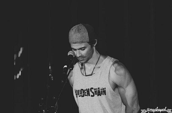 Matt. OMG Those Arms! #SPNPHX