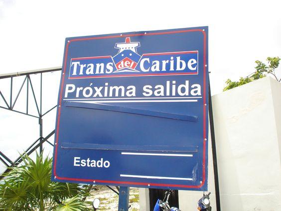Cozumel-Playa De Carmen Ferry