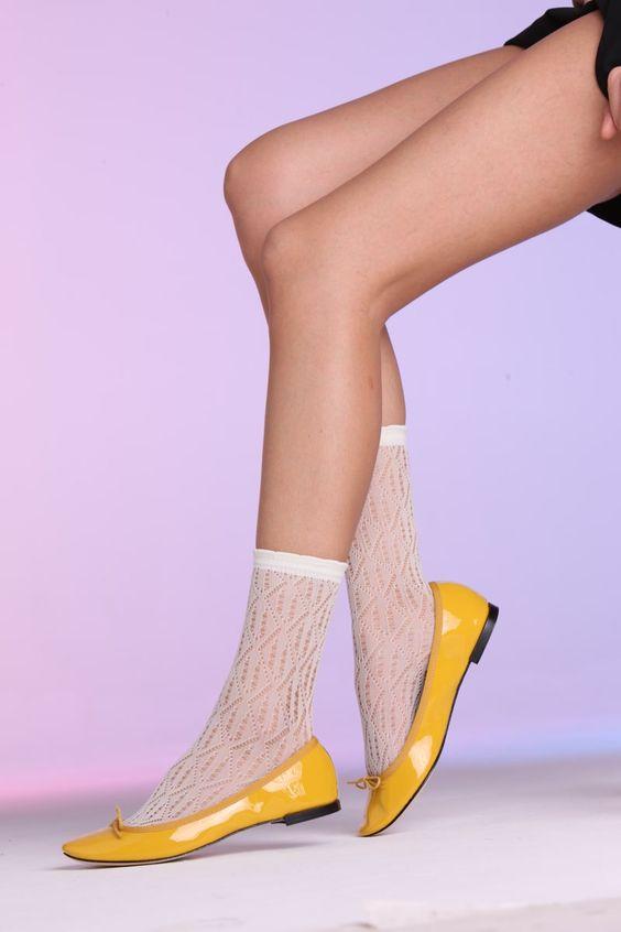 MURA Traforo Socks (SS 2015)