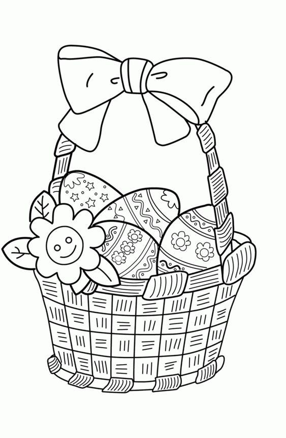 Frohe Ostern Bilder zum Ausdrucken – 22 kostenlose Vorlagen | Deko