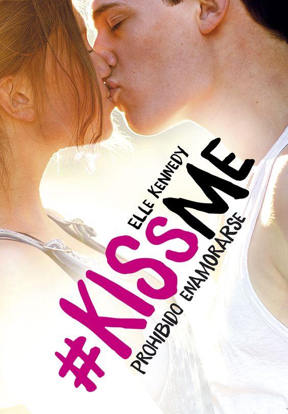 """""""Prohibido enamorarse"""" #kissme 1, de Elle Kennedy, el #TagusToday de hoy. Descárgalo por solo 1,42 €"""
