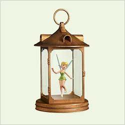 2005 Disney - Tinker Bell - Ltd Hallmark Ornament at The Ornament Shop