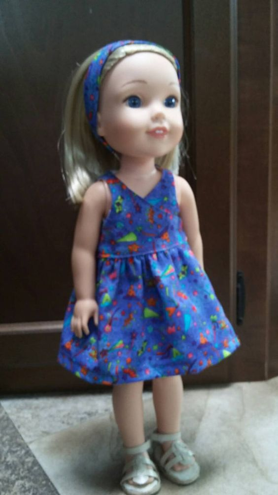 Check out this item in my Etsy shop https://www.etsy.com/ca/listing/479553937/145-doll-clothing-majicians-assistant