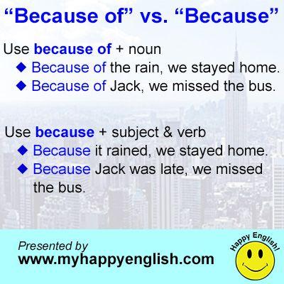 Aufgrund Auf Englisch