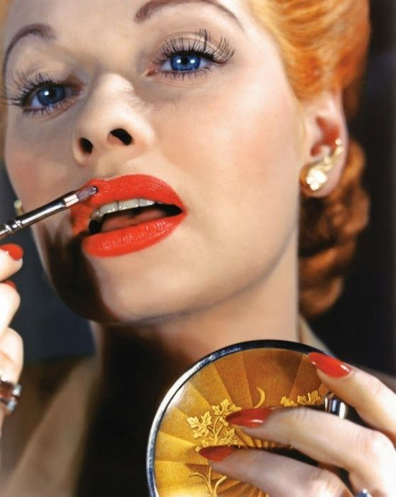 Lucille Ball by Eliot Elisofon 1943