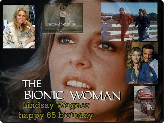 Lindsay Wagner // happy 65 birthday
