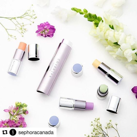#Repost @sephoracanada ・・・ Correct, cover, and enhance on the go with @CoverFX Customizable Click Stick and colour correctors Shop #LinkinBio