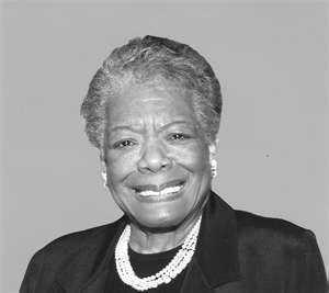Maya Angelou defines Black History as it is embraced in our popular ...