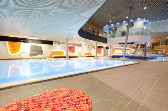 4a Architekten (Stuttgart), Therme in Bad Ems, Flusssauna, Emser - Spa Und Wellness Zentren Kreative Architektur