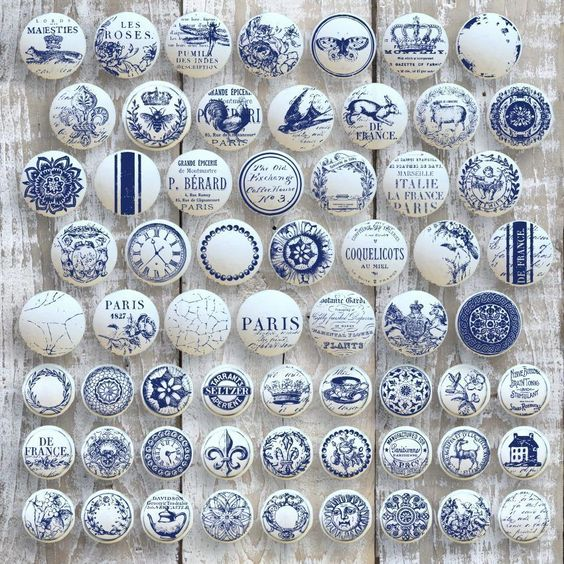 The IOD stamps knob toppers are amazing! 62 different designs and 2 different sizes! IOD Stamps Knob toppers are perfect for our 1.25 & 1.50 wooden knobs.
