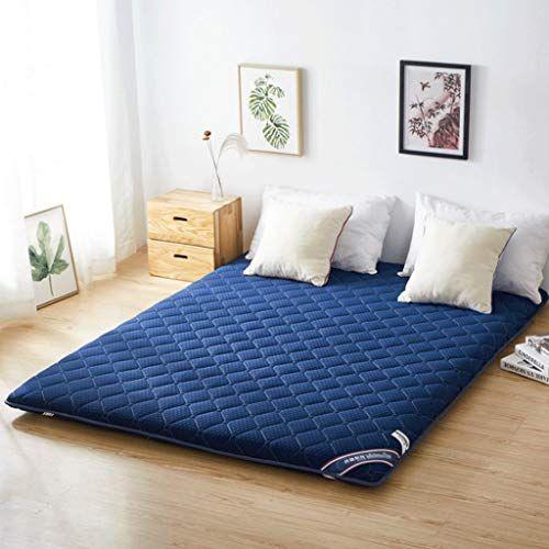 Lj Thick Tatami Mattress High Rebound Folding Dormitory Sleeping Pad Color 1 Size 120x200cm Mattress Comfort Mattress Soft Mattress