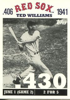 THE ONE AND ONLY ~ TED WILLIAMS