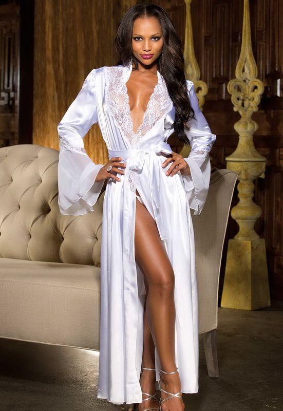 Sexy Lingerie Robe 18