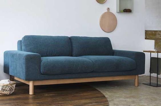 Hiroshima Sofa by Naoto Fukasawa | Hiroshima and Spaces