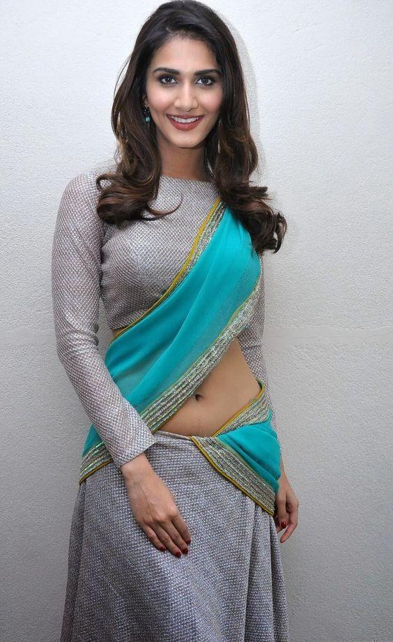 Vaani Kapoor Hot in Half Saree #VaaniKapoor #FoundPix #BollywoodActress