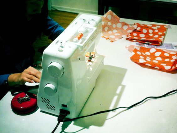 I've been teaching on Janome machines for about 6 years and I have seen some consistent complications along the way. If some of these issues sound familiar to you, hopefully my troubleshooting tips will get you back on track quickly so you can return to the fun part: sewing! Most of these problems and solutions are applicable to all brands of machines, so even if you do not have a Janome machine, read on, as these will likely work for you too!