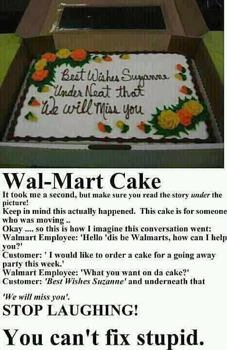 LMAO..only at wal-mart can you get this kind of service!
