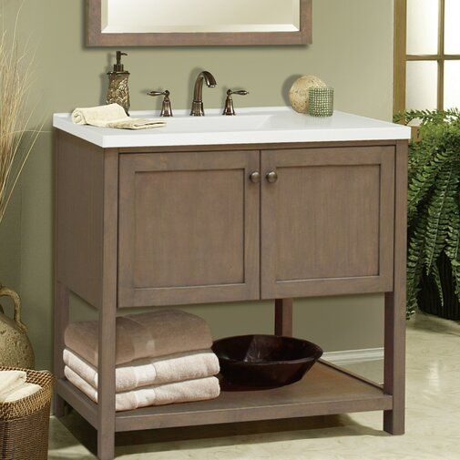 Sunny Wood Aiden Bath 30 Bathroom Vanity Base Only Reviews Wayfair Bathroom Vanities Without Tops Bathroom