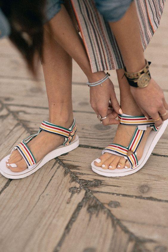 Do you like Teva shoes?