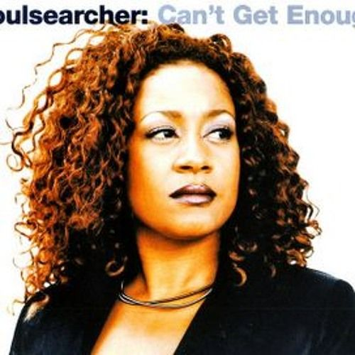Soulsearcher – Can't Get Enough (single cover art)