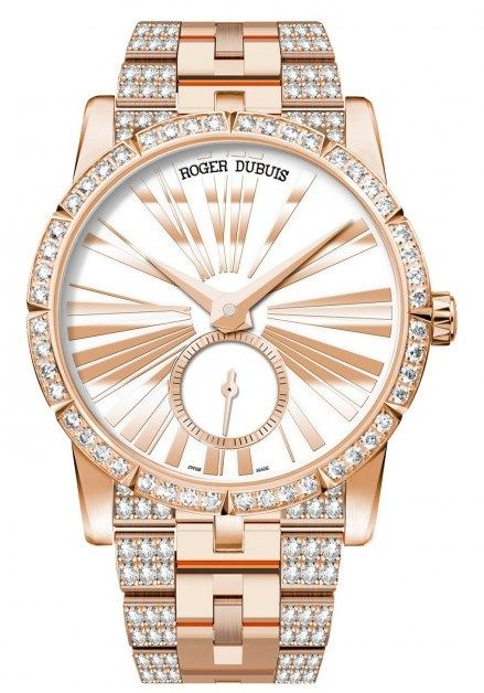 Roger Dubuis Excalibur 36 Joaillerie
