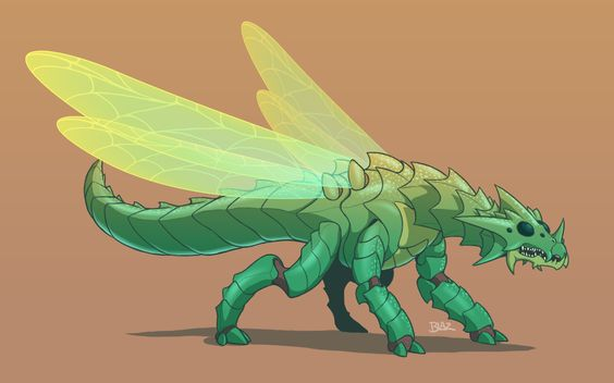 Urth: Dragonfly by Blazbaros on DeviantArt