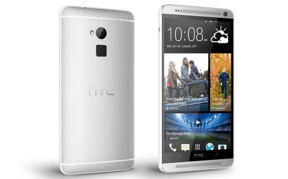 採用 Qualcomm S600, 1.7GHz 四核心處理器,HTC One max 正式發表