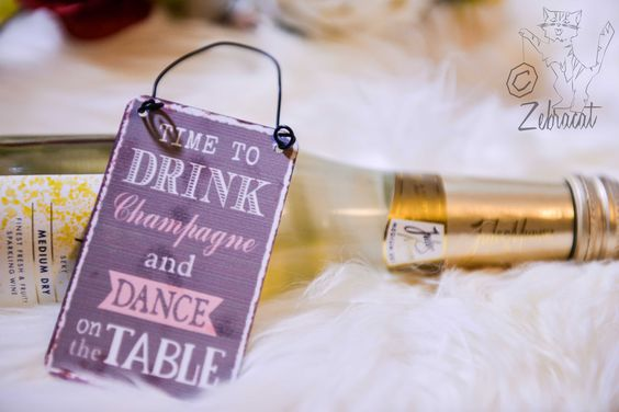 Check out our cute retro mini signs! #retro #signs #drinks #champagne #quotes #home #decor