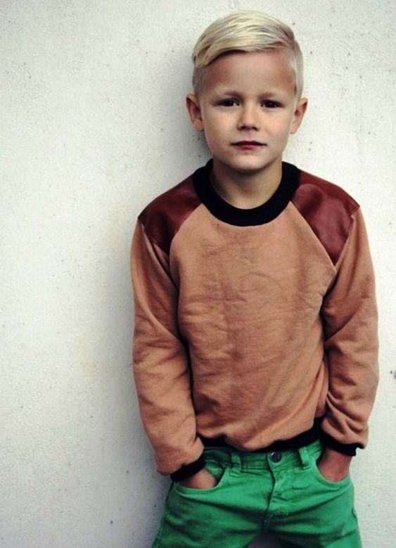 Remarkable Boy Hairstyles Simple Hairstyles And Boy Haircuts On Pinterest Hairstyles For Women Draintrainus