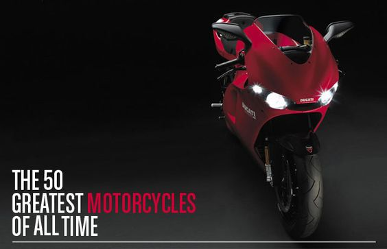 50 greatest motorcycles of all time | enjoy the countdown