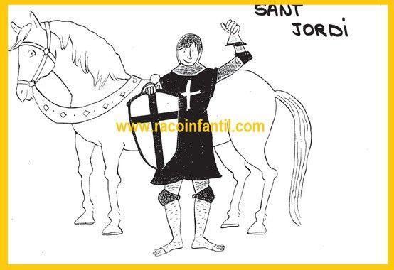 Buenas! Hoy os presentamos una nueva recopilación de fichas, pero esta vez para trabajar Sant Jordi! Esperamos que os sirva! Un saludo a todos/@S!  http://www.racoinfantil.com/fichas-y-materiales/fichas-sant-jordi/