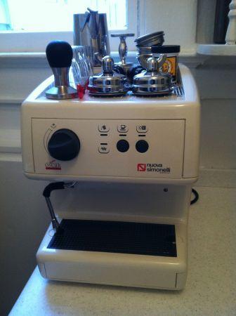 craigslist espresso machine