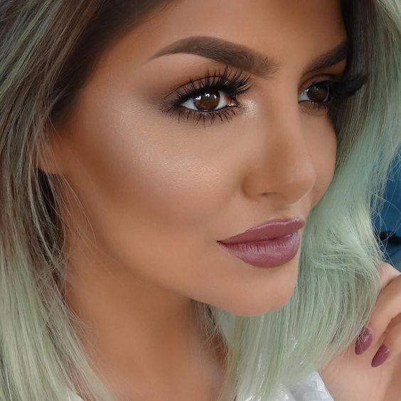 Close Up  FACE #Foundation @makeupforeverofficial Ultra HD 127 & 173…