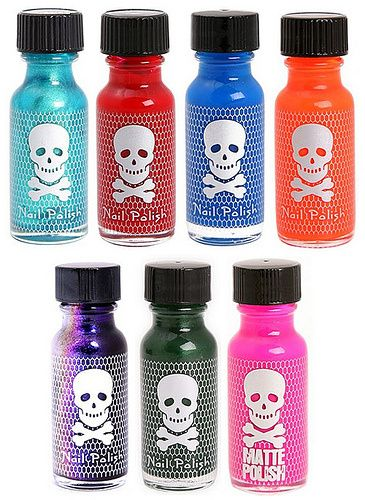 esmalte hot topic