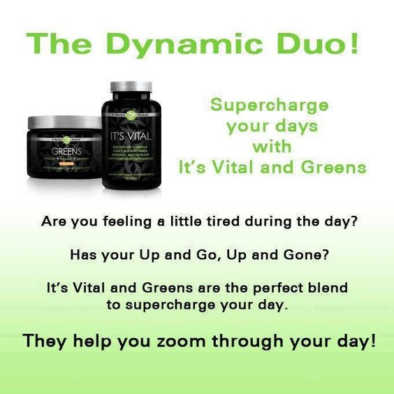 My Teachers, Daycare providers, Sunday School Teachers, Nurses, Doctors, Flight crew and Attendant friends.... Greens are for especially for you! Boost you immune system today and get energy from vit B! Dynamic Duo - Vitals and Greens. All herbal products! www.wrapandsee.com