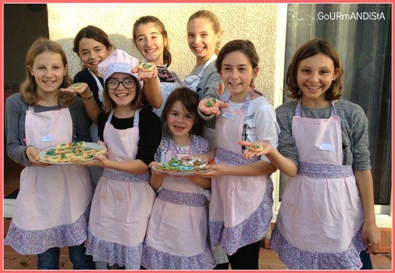 Anniversaire multicolore ! Cours de cuisine Toulouse Gourmandista
