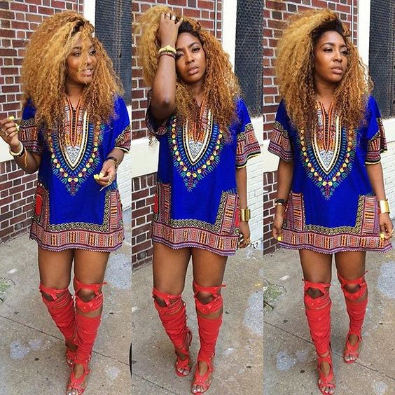 Dashiki Daze via @stafanimilano  #africanfashion #nigerianfashion #dashiki #fashion #style #stylish #trendalert #like #love #beauty #trend #instadaily #instastyle #instafashion #fashionable #fashionista #beautiful #fun #jumiafashion