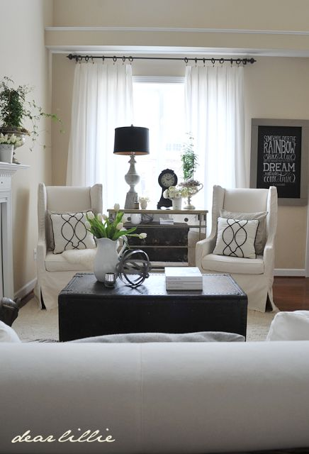 Dear lillie in christ alone my hope is found other blog for Formal living room ideas