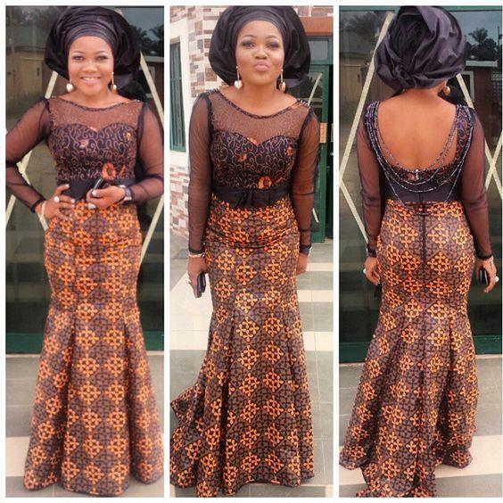 asoebi design (26) http://maboplus.com/trendy-african-aso-ebi-styles-for-pretty-ladies/: