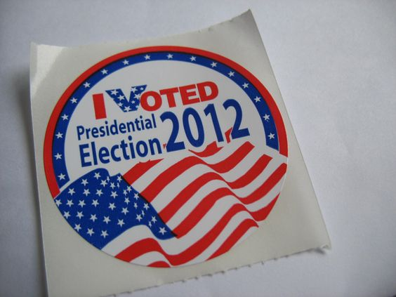 Today's the day.  Go VOTE!