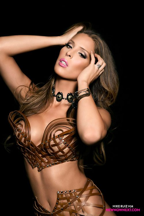 Carmen Carrera -  Transgender American reality television personality, model, and burlesque performer