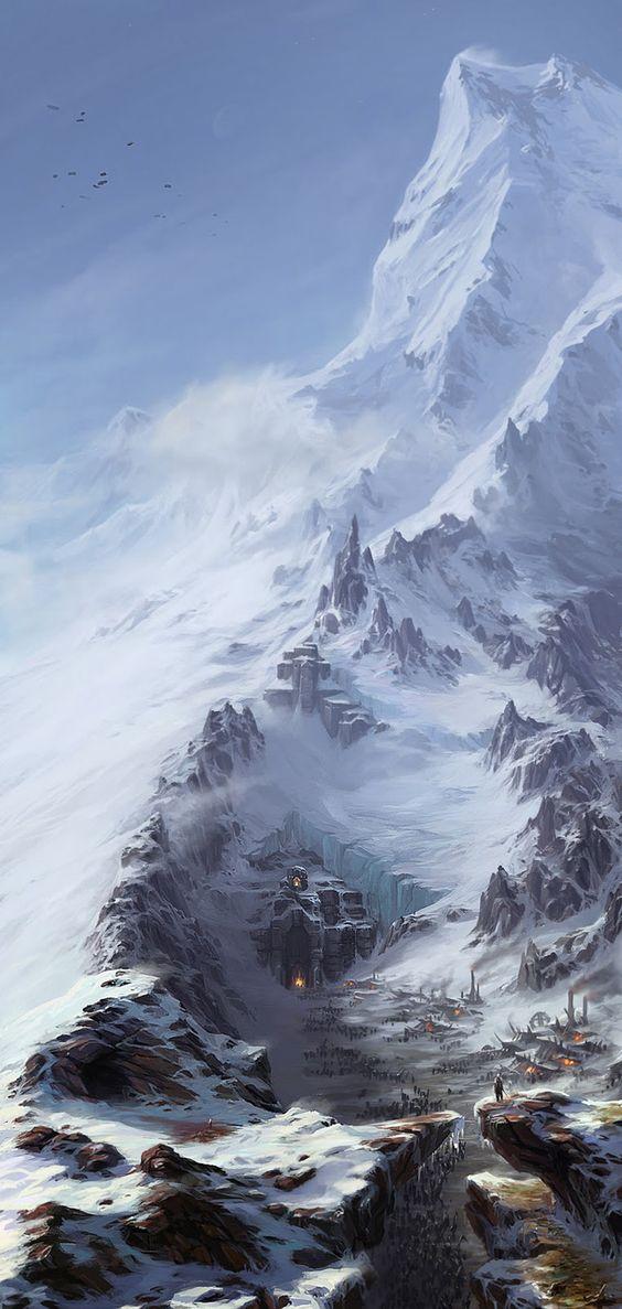 Chaînes d'Arya