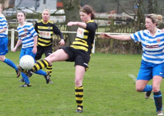 Chorley Ladies kept their title hopes alive after Kay Unsworth scored the winner in a 1-0 home victory over Chester-le-Street Town.
