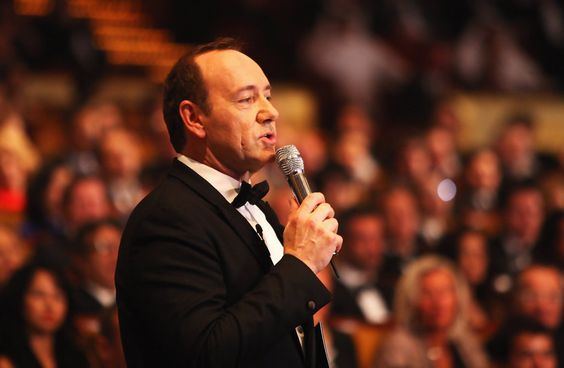 Chasing Spacey • On February 7, 2011, Kevin Spacey hosted the...