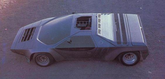 1980 Vector W2