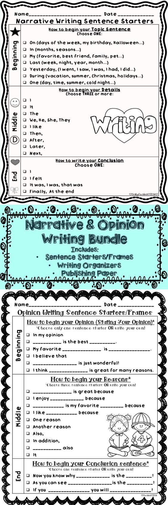 I need to write a narrative essay , any topics?
