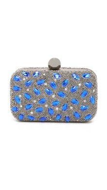 Santi Imitation Pearl Embroidered Clutch | SHOPBOP