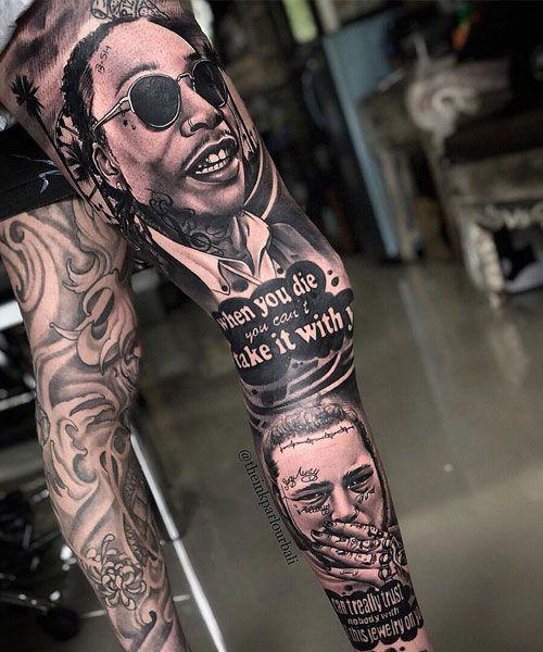 125 Best Leg Tattoos For Men Cool Ideas Designs 2020 Guide Best Leg Tattoos Leg Tattoo Men Tattoos For Guys