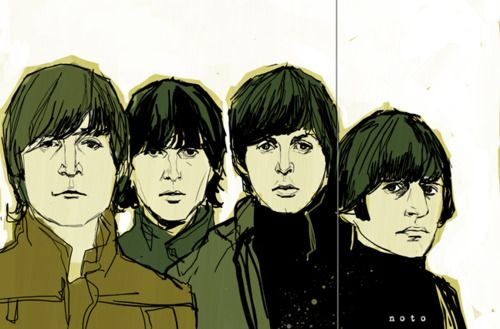 Rubber soul by Phil Noto