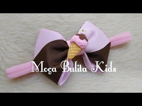 """1"""" Ribbon fashion ribbon inspired girly ribbon bows girl grosgrain Girly hair"""